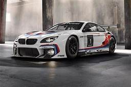 BMW Unveil Their New M6 GT3 Racing Car  Red Bull