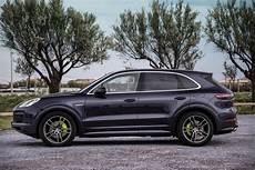 2019 Porsche Cayenne E Hybrid Drive Ticks All The
