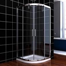Duschkabine Viertelkreis 80x80 - viertelkreis duschkabine 80x80 duschabtrennung mit rahmen