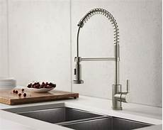faucets kitchen sink 766 bn brushed nickel spout faucet