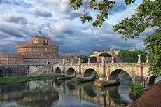 Sant Angelo Castle Rome Italy Beautiful Places In The