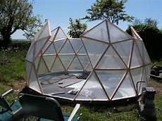 geodätische kuppel gewächshaus dome greenhouse a woodwork