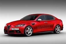 New Alfa Romeo Giulia Quadrifoglio Verde To Target Bmw M3