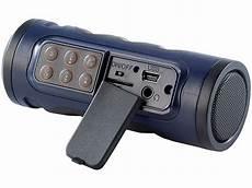 lunartec 4in1 outdoor genie mit radio mp3 player