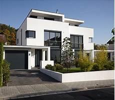 Aks Doppelhaus Im Bauhausstil Architekt In Oberursel