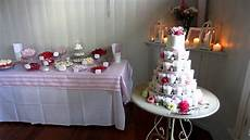 la table a dessert wedding dessert table set up for susan chris
