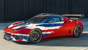2019 Lotus Evora GT4 Concept Is Made In Britain For Racing