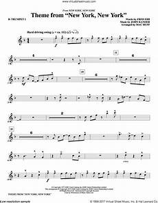 New York Malvorlagen Pdf Sinatra Theme From Quot New York New York Quot Complete Set Of