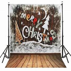 merry christmas studio backdrop with wooden floor camera gear store