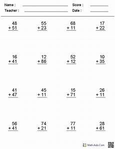 addition worksheets no regroup addition worksheets math worksheets simple math