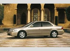 Used 1998 Honda Accord Pricing   For Sale   Edmunds