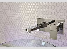 Peel and Stick Backsplash   Mosaic, Metallic   Glass Tile
