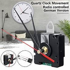 German Version Just European Region Quartz by Quartz Clock German Version Dcf Just For European Region
