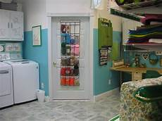 before after beth s crafty laundry room makeover