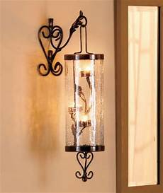 new glass tea light candle holders or wall sconce metal leaf branch art work ebay