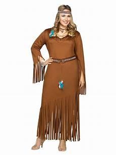 D 233 Guisement D Indienne Du Far West Pour Femme Deguise