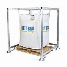 support de maintien pour big bag kit bag