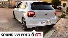 Volkswagen Polo 6 Gti Sound Exhaust