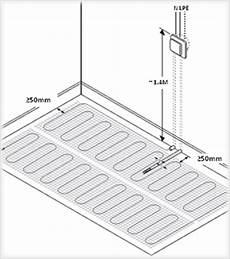 verlegung elektrische fußbodenheizung bernstein elektrische fu 223 bodenheizung elektrisch 160w m 178 mit technologie