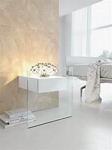 nachttisch glas nachttisch aus glas do mo by tonelli design design