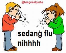 Animasi Sedang Sakit Flu Gambar Dp Bbm Gambar Lucu Gif