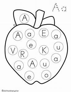 letter a recognition worksheets for preschoolers 23677 167 best pre k letter recognition images on