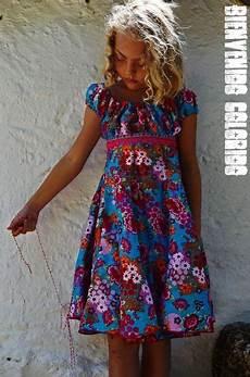 kleid für schulanfang farbenmix elodie bienvenido colorido kleid n 228 hen kinder