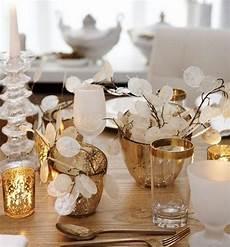einfache weihnachtsdeko selber machen weihnachtsdeko selber basteln tischdeko goldene