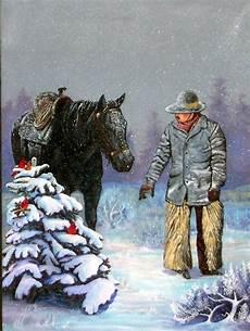 cowboy christmas wallpaper for desktop wallpapersafari