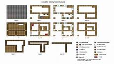 minecraft house plans step by step simple minecraft house blueprints steps minecraft house