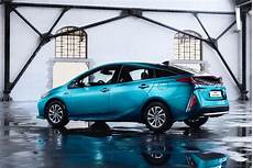 In Hybrid - 2017 toyota prius in hybrid gets different name for