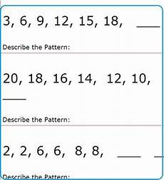 number patterns math worksheets 161 maths for primary school students search pattern worksheet number patterns