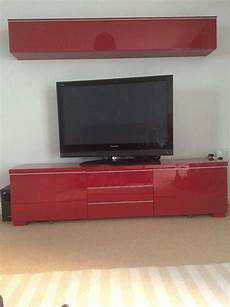ikea tv wand ikea tv stand and wall mounted cabinet in chudleigh