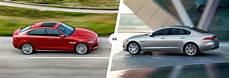 jaguar xe vs xf difference jaguar xe vs xf great saloon brawl carwow