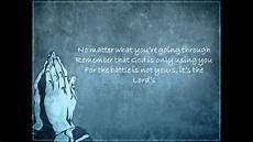 the battle is not yours by yolanda lyrics