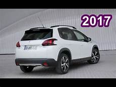 2017 Peugeot 2008 Exterior Interior And Drive