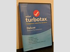Turbotax Deluxe 2019 Federal And State Vs Quicken Premier 2020