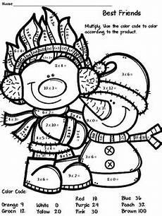 winter multiplication worksheets grade 3 4825 winter multiplication worksheets by forever in third grade tpt
