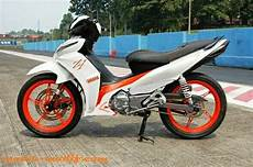 Modifikasi Jupiter Z1 by Gambar Modifikasi Motor Yamaha Jupiter Z1 Terbaru