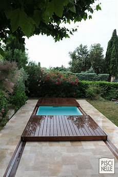 mini pool terrasse terrasse piscine mobile le rolling deck piscinelle