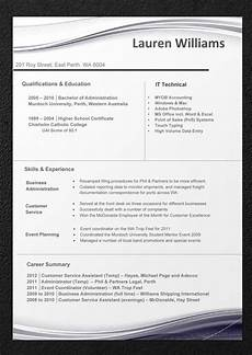 sle resumes professional resume templates and cv