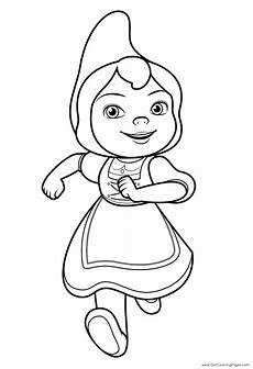 juliet from sherlock gnomes coloring pages get coloring