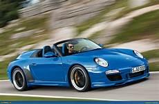 Ausmotive 187 Porsche Announces 911 Speedster