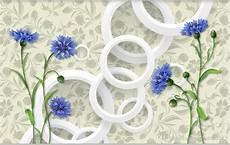 flower wallpaper for note 3 3d room wallpaper warm fashion blue flowers wallpaper 3d