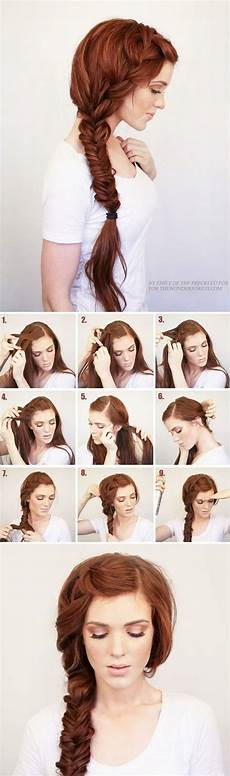 Easy School Hairstyles For
