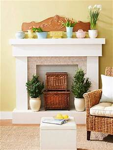 Decorating Ideas For The Fireplace by 4 Ideas For Fireplace Decorating Midwest Living