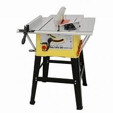 scie a bois sur table scie 224 table 233 lectrique sur pieds 1500w rondy scie 224 table