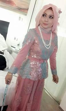 45 Gambar Model Kebaya Muslim Modern Dan Terbaru Ayeey