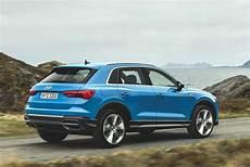 Audi Q3 2018 Sitzprobe Marktstart Technische Daten