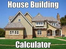 Haus Bauen Kosten - home building calculator instantly get your cost of